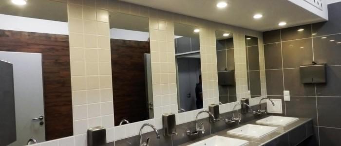 Remont łazienki Politechniki